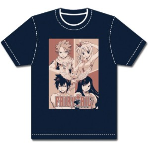 Pre-Order your team Natsu shirt for $13.59. Click to order from RightStuf!.com. Available July, 30th.