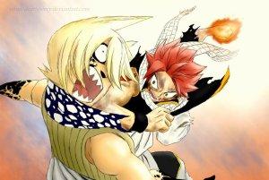 fairy_tail_361__natsu_vs_jackal__by_yuna_deathberry-d6vy8u9