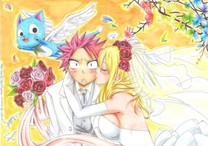 mr and mrs dragneel