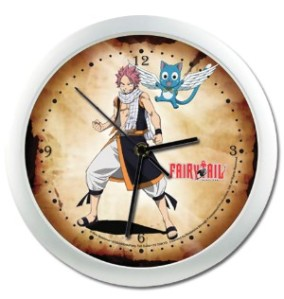 You can have Natsu and Happy help you tell time for $19.99. Click to order from RightStuf!.Com