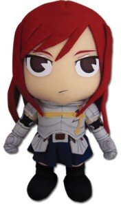 Pre-Order this Erza Plush from RightStuf for $13.59. Release date May 30th.