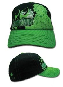 Pre-Order this Natsu Hat from RightStuf for $15.19. Release date May 30th.