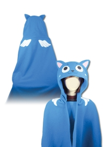 Keep warm with you own Happy Hoodie Blanket. You can Pre-Order Happy for $24.99 from circlered.com. Availability is September 1st.