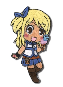 Get your very own Lucy Eating Ice Cream patch for $3.99 from circlered.com.