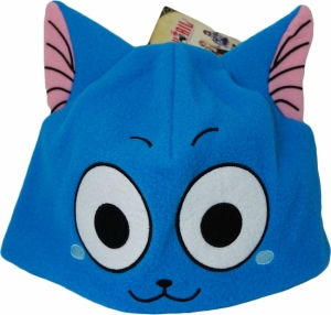This fleece Happy Beanie is just what you'll need to keep your head warm in the coming winter. Get yours for $14.99 from circlered.com.