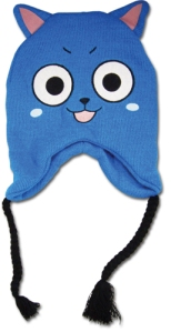 Keep your head warm with Happy. Get your Happy Kitted Beanie for $15.99 from circlered.com