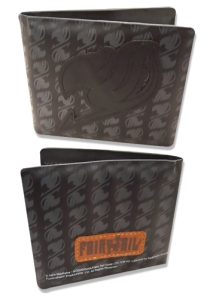Keep your money safe with the Gray Crest Wallet. Get your for $15.19 from rightstuf.com